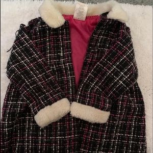 Toddlers holiday collection winter coat size 3T